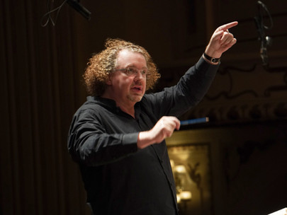 A Conductor's Role: A Conversation with Stéphane Denève