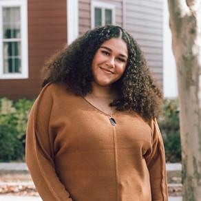 Meet the SLSO's IN UNISON Scholars: Nadia Maddex