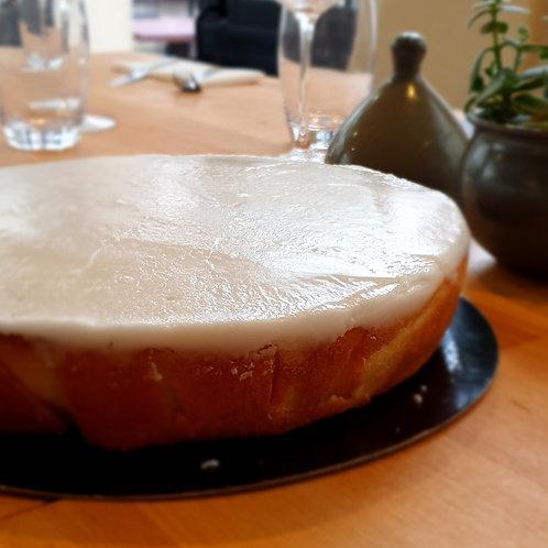 Gâteau Nantais 4 pers