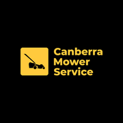 Canberra Mower Service Logo