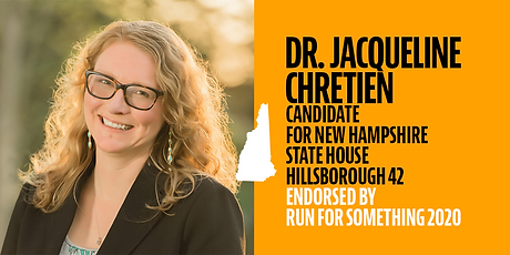 Jacqueline Chretien RFS endorsement