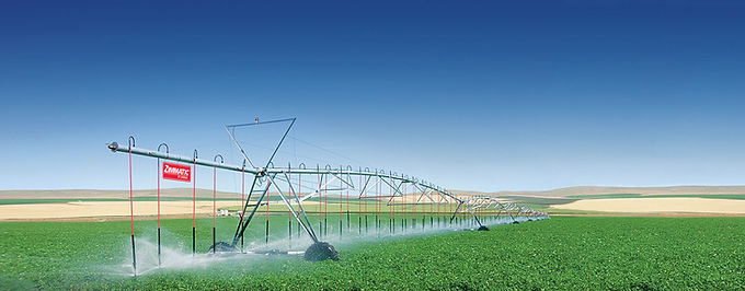 Zimmatic Center Pivot