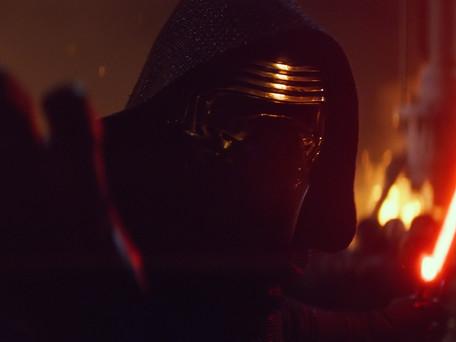 Agora você pode encontrar pessoalmente Kylo Ren, o super vilão do novo Star Wars
