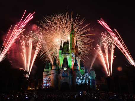 Novo evento noturno no Magic Kingdom