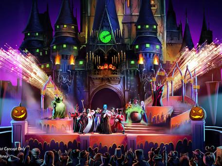 Mickey's Not-So-Scary Halloween Party começa dia 15