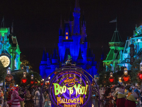 Mickey's Not-So-Scary Halloween e Mickey's Very Merry Christmas 2015
