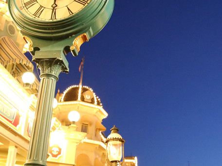 Magic Kingdom aberto 24 horas