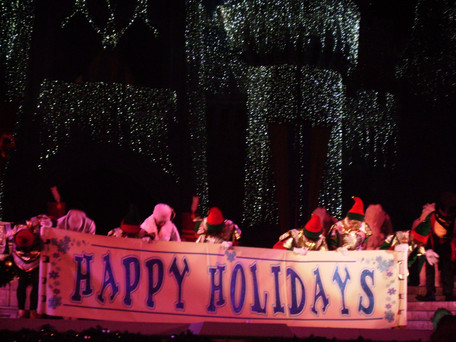 Começa neste domingo a Mickey's Very Merry Christmas Party