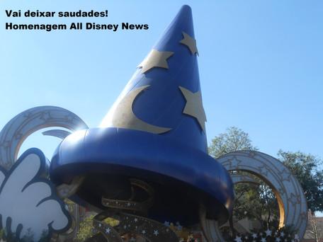 Sorcerer Mickey hat irá deixar o Hollywood Studios