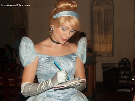 Reforma do Cinderella's Royal Table