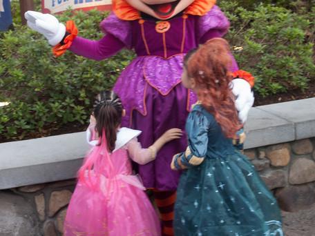 Mickey's Not-So-Scary Halloween Party esta chegando no Magic Kingdom