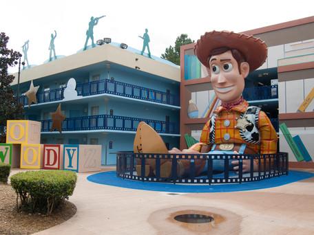 Hotéis do Walt Disney World