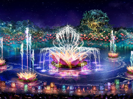 Rivers of Light adiado