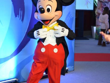Evento Destination Disney