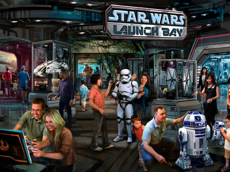 Novidades Star Wars no Hollywood Studios