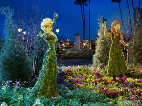 Epcot International Flower & Garden  2016