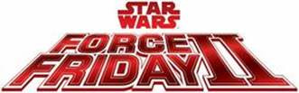 Acontece a partir do dia 1 de setembro o Force Friday II