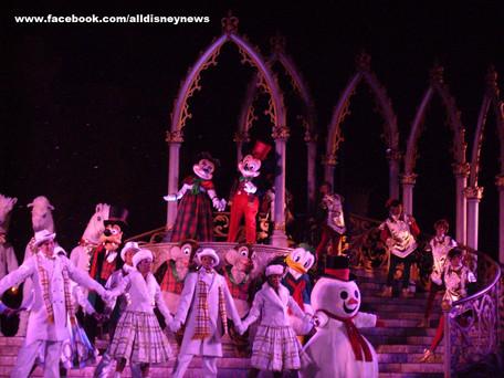 Planeje agora os feriados de fim de ano no Walt Disney World Resort