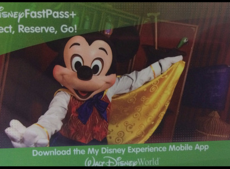 Nova forma de venda de ingresso Disney