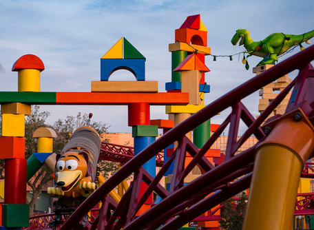 Nova Área de Toy Story já tem data