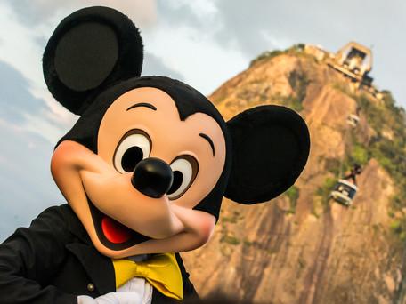 Em contagem regressiva para o aniversário de Mickey Mouse
