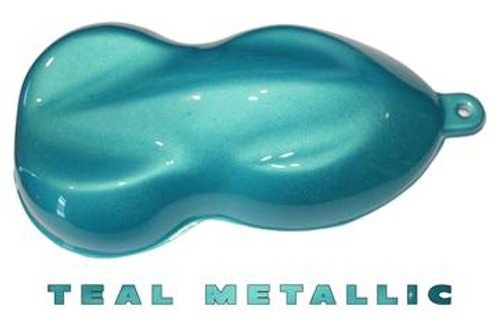 Teal Metallic