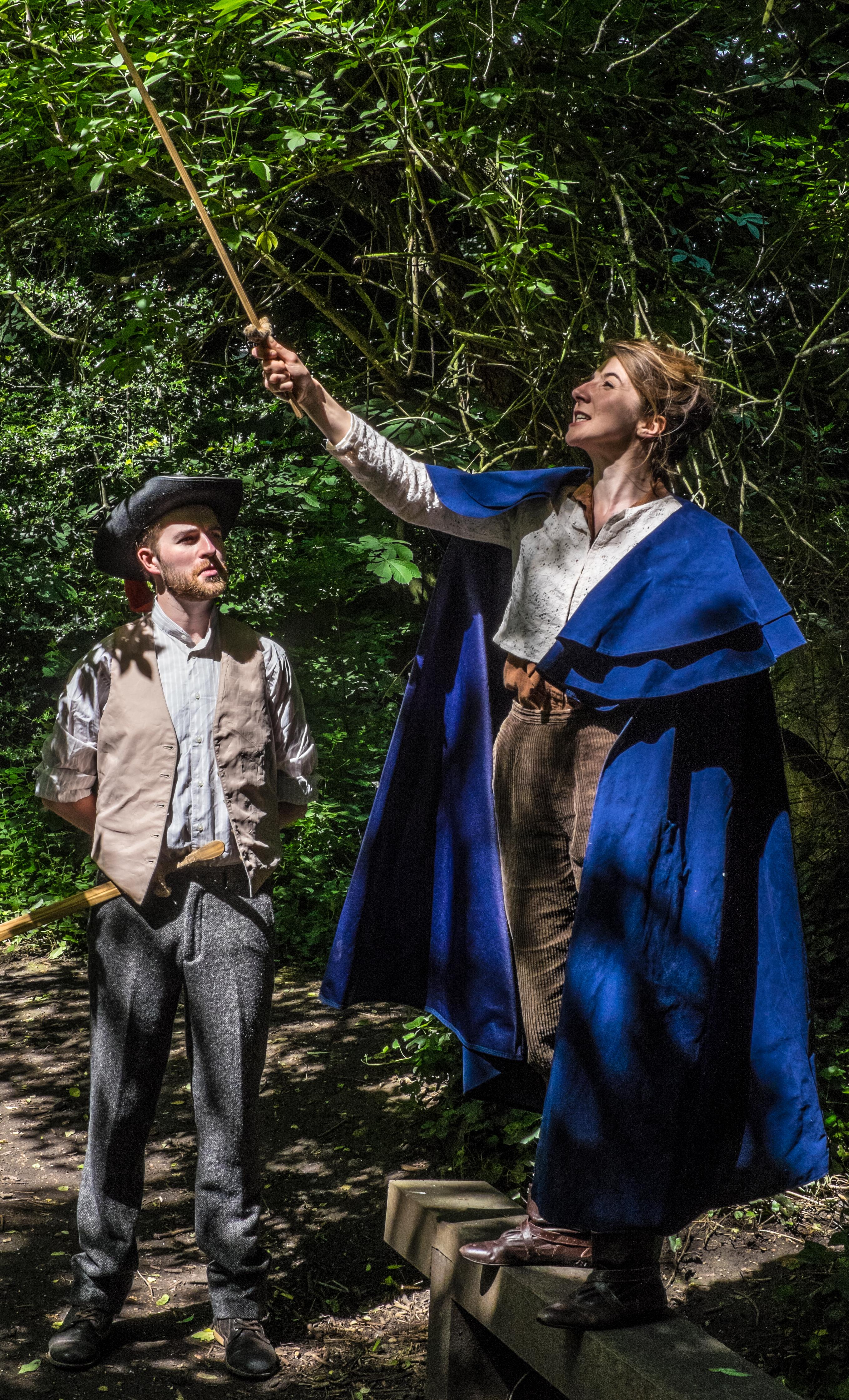 Jakin & Sir Wulfric