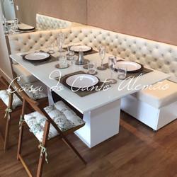 Sala de Jantar estilo Canto Alemão