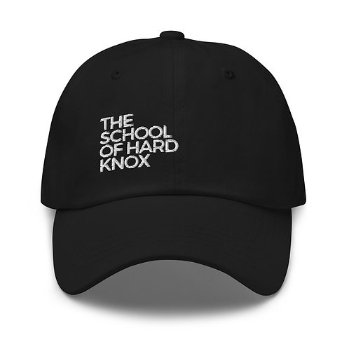 The School of HardKnox Classic Dad Hat