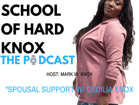 #7: Spousal Support Co-host: Cecilia Knox