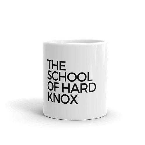 HardKnox Signature Podcast Mug