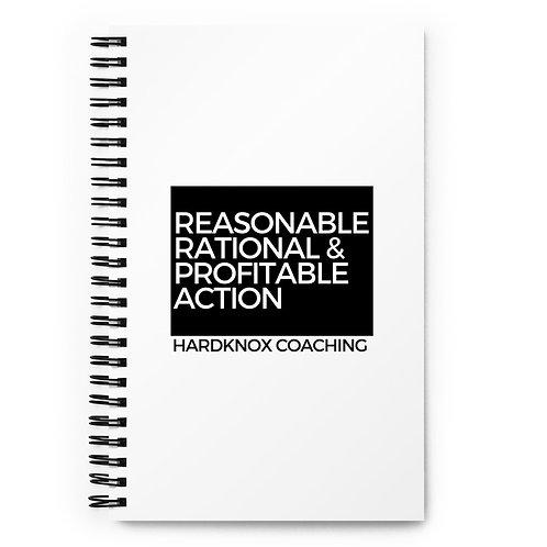 "Resonable, Rational & Profitable Action ""Idea Book"""