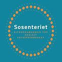 sosenteriet logo bilde med oransj og hvi