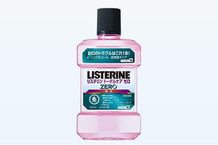 薬用リステリン トータルケアゼロ