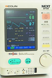 生体情報モニター