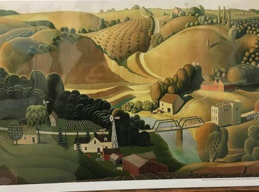 MIX 94.7 KMCH: Operas Created Based on Grant Wood Paintings