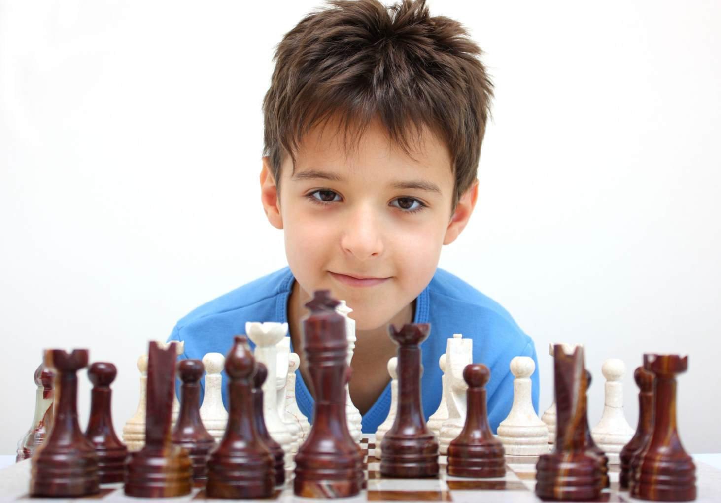 Шахматы 5+