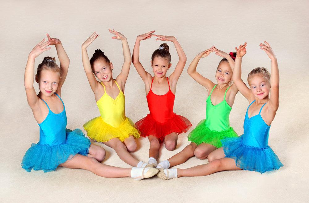 Танцевальная студия 5+