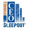 CEO Sleepout logo