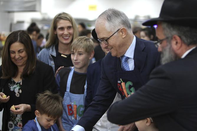 Prime Minister at OBK