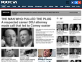 Making the News: FOX Headline Story