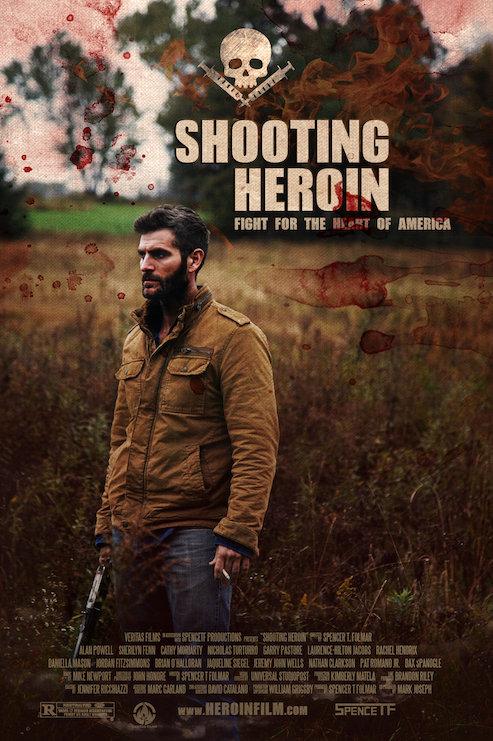 """PRE-ORDER """"Shooting Heroin"""""""