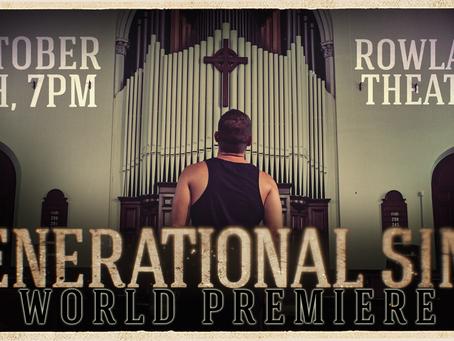 TBF Weekly Film Update: World Premiere!