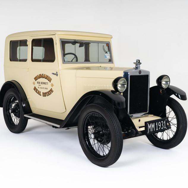 Morris Minor 1931