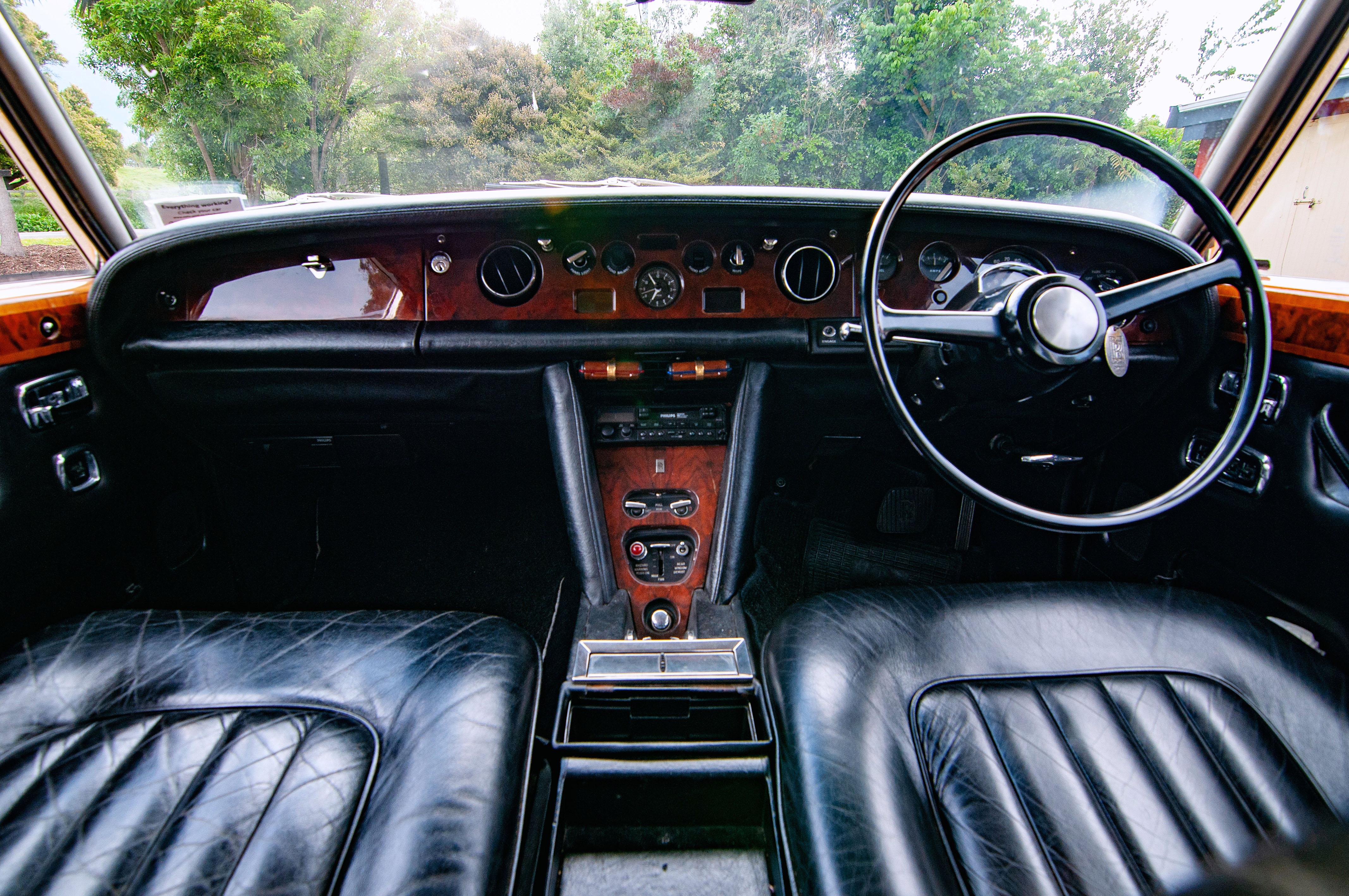 Rolls Royce Silver Shadow -18