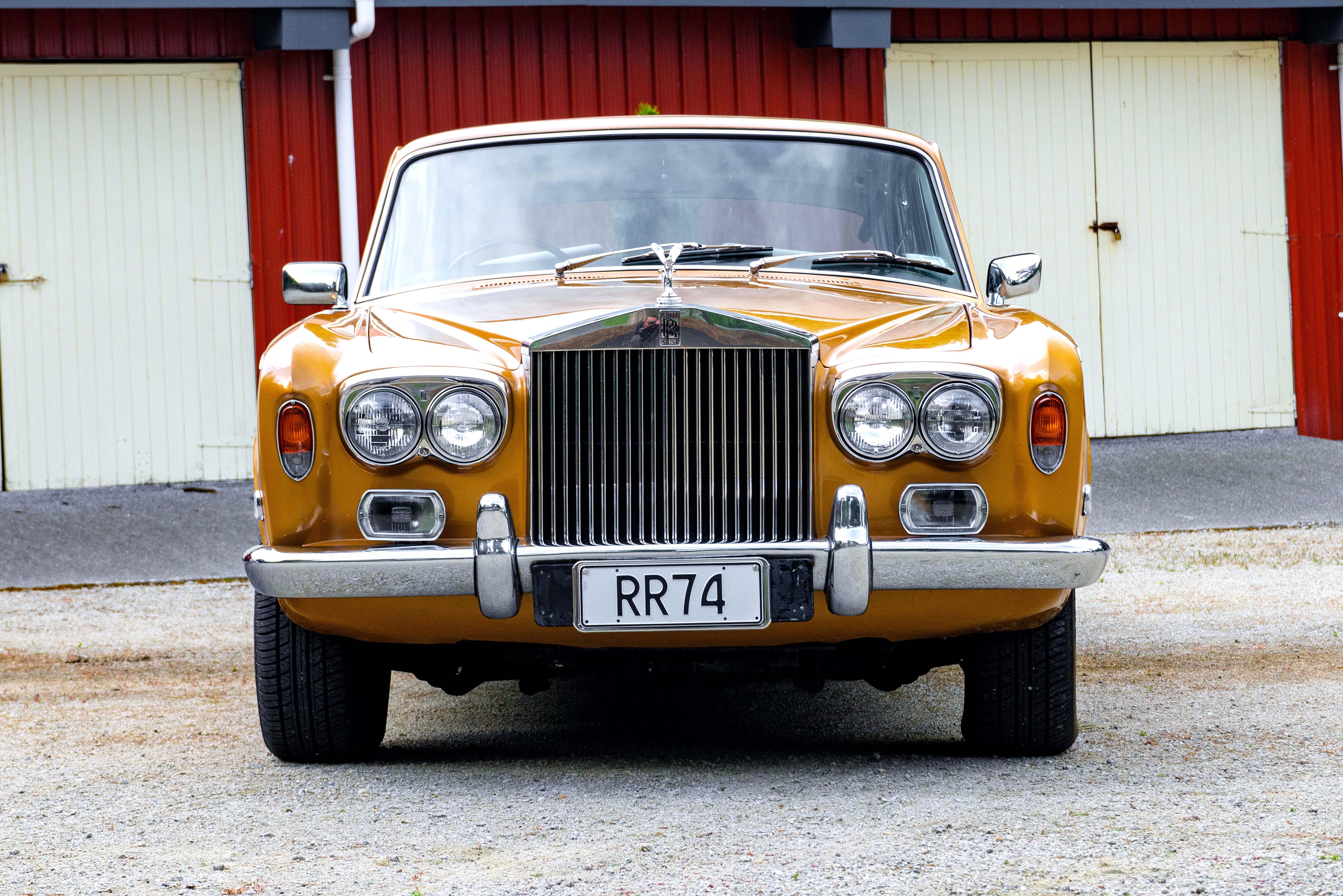 Rolls Royce Silver Shadow -2