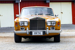 Rolls Royce Silver Shadow -2