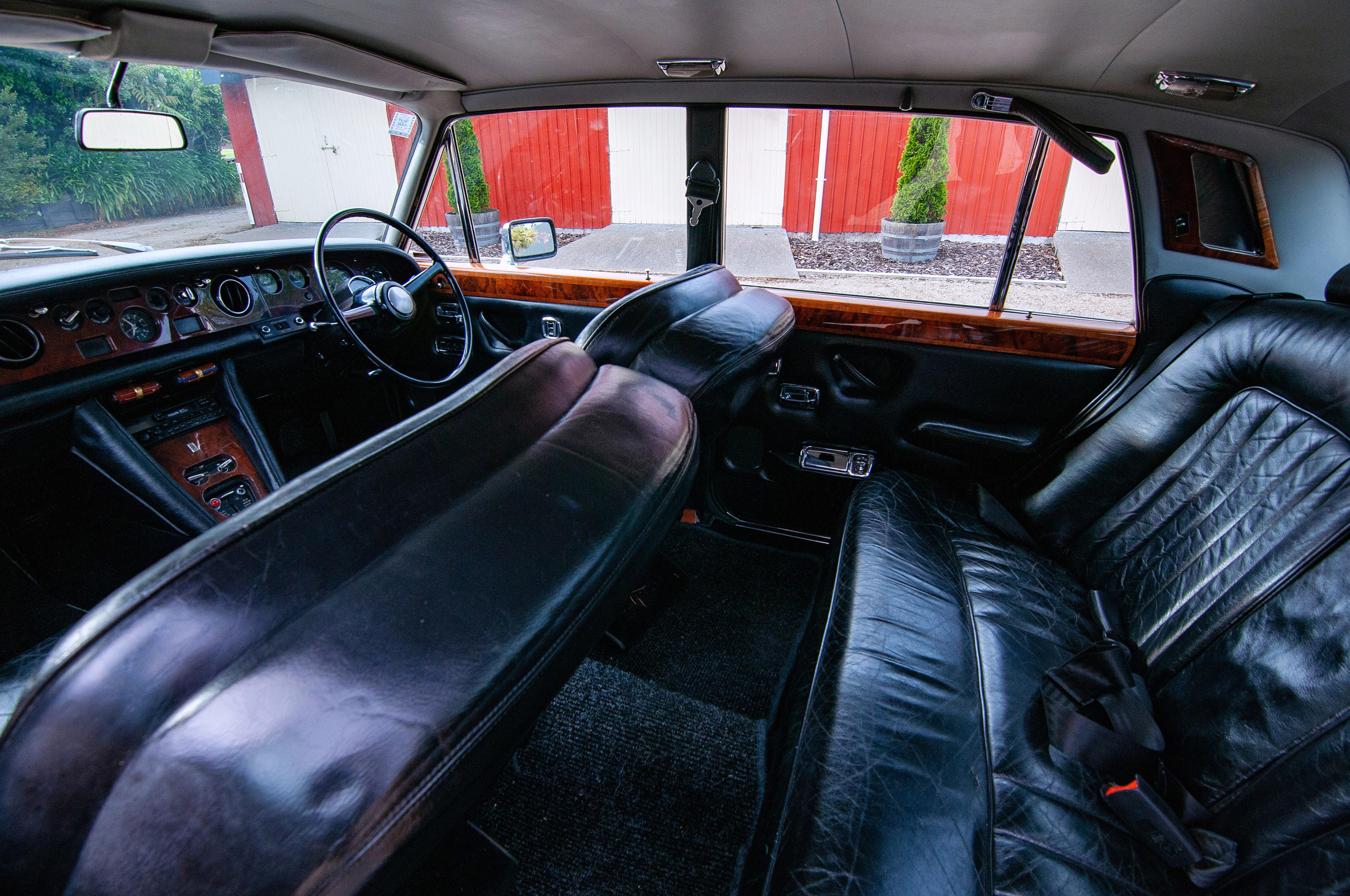 Rolls Royce Silver Shadow -16