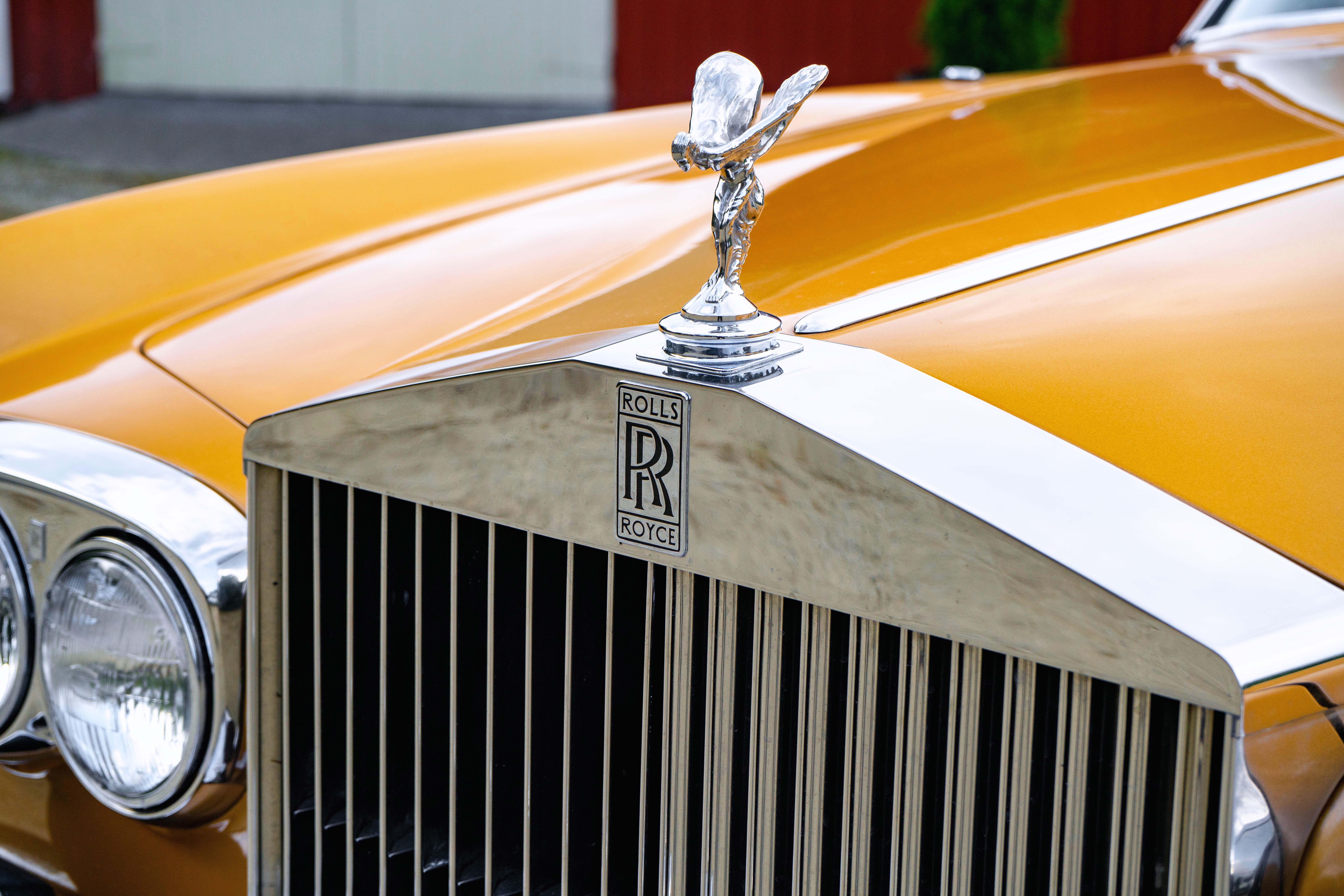 Rolls Royce Silver Shadow -3