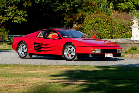 Ferrari AGM